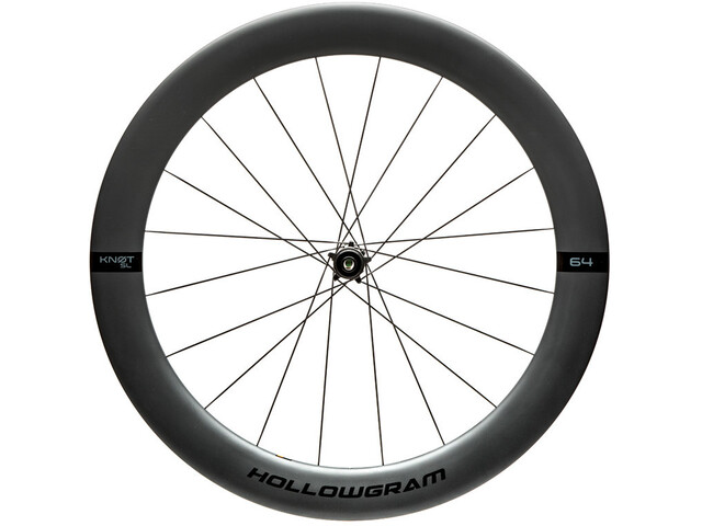 Cannondale HollowGram SL 64 KNOT CL Front Wheel 100x12, negro